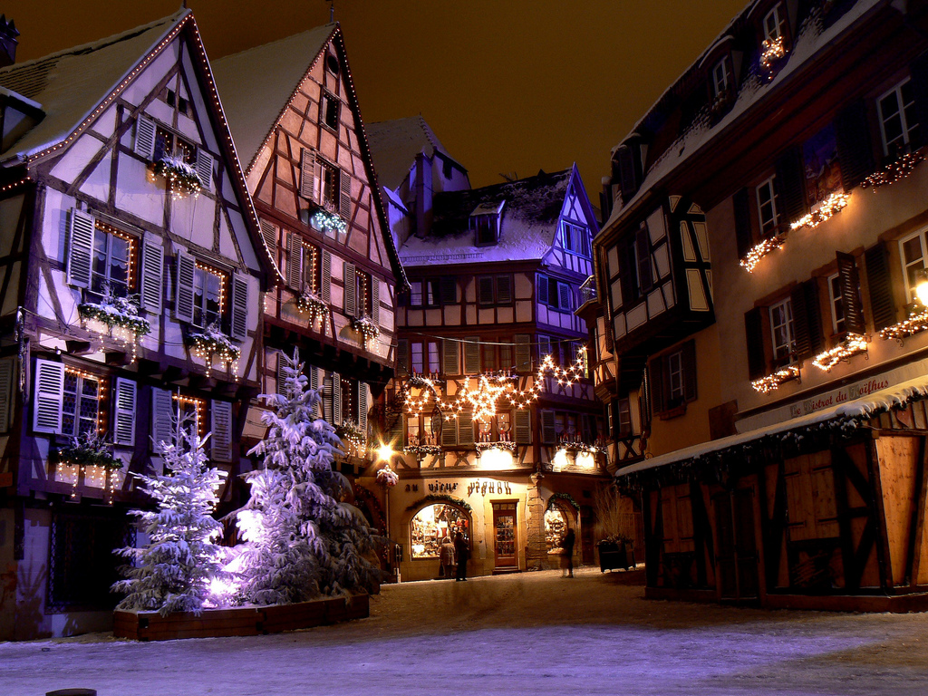 Colmar Winter
