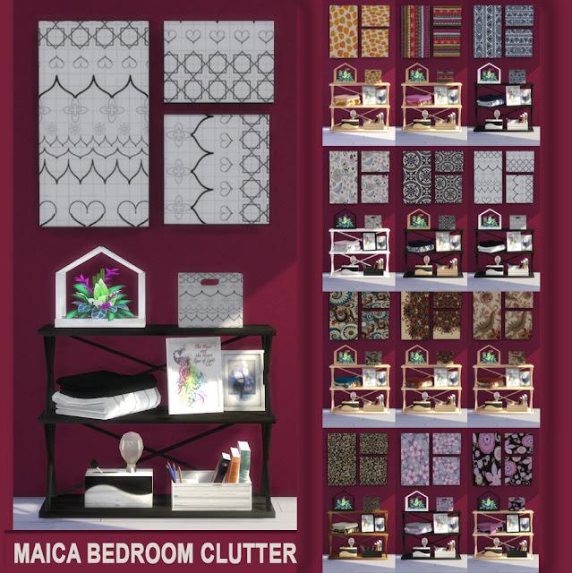 Clutter Dormitorio Maica 9