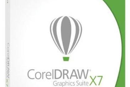 Aplikasi Corel draw X7 dan keygen