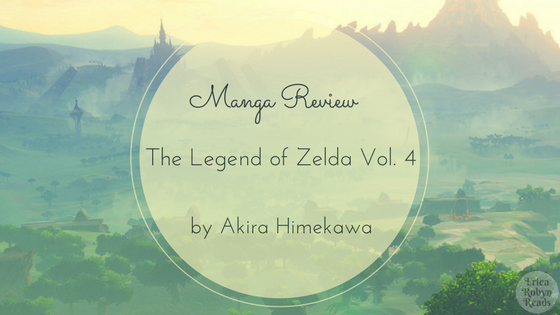 Manga Review of The Legend of Zelda Vol. 4 by Akira Himekawa