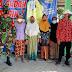 Babinsa Kodim Klaten Dampingi Pelaksanaan Penyuntikan Vaksin Sinovac Lansia Wonosari