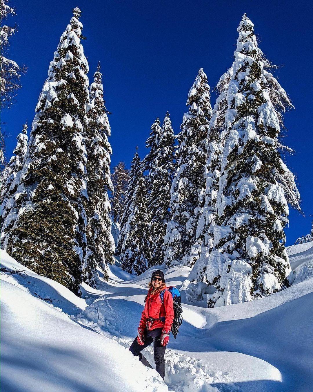 Ski Salju Italia Cortina d'Ampezzo