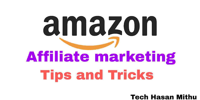 Amazon Affiliate Marketin