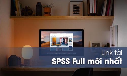 Link download phiên bản SPSS Full mới nhất