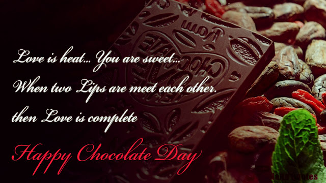 chocolate day dad
