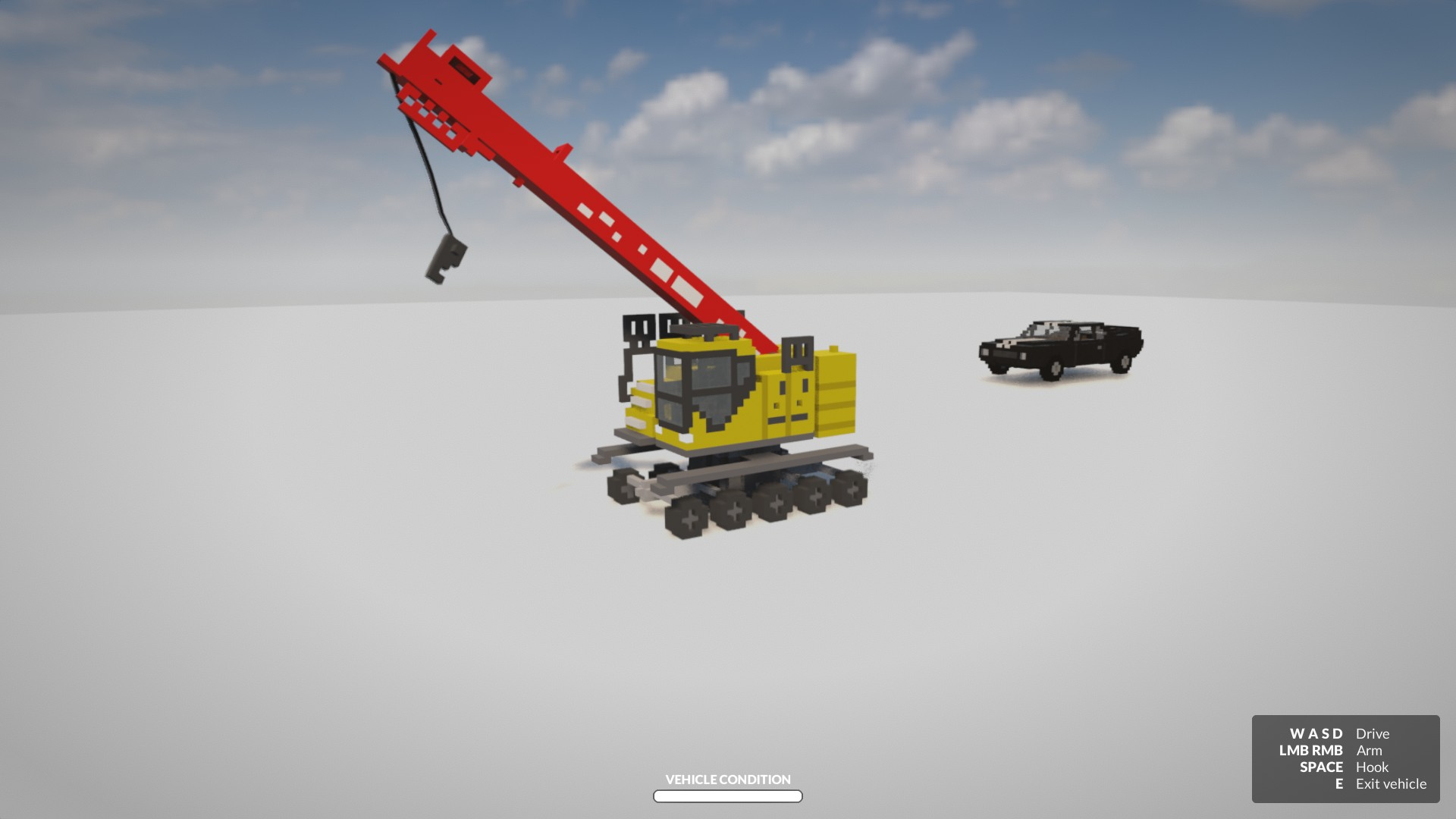 Teardown: Fully working crane Mod