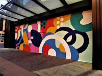 Edmondson Park Street Art | Nico Mural