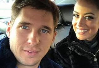 Dusan Lajovic And His Girlfriend Lidija Mikic Inside Their Car