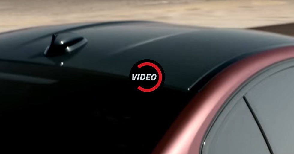 New BMW M5 Teaser Video Shows A Carbon Fiber Roof