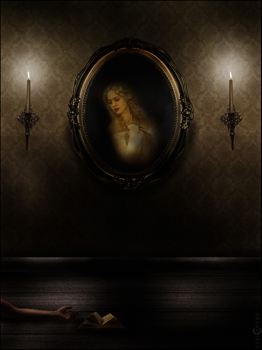 Edgar Allan Poe: The Oval Portrait