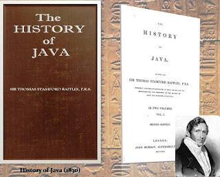 History of Java (1830)