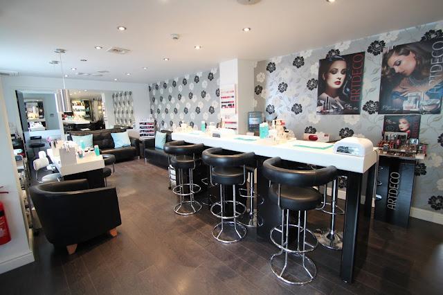 Cheadle Beauty Salon Salon Image