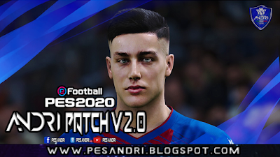 PES 2020 Andri Patch V2.0 AIO RELEASED #30-12-2019