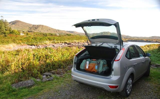 Alugar um carro na Irlanda