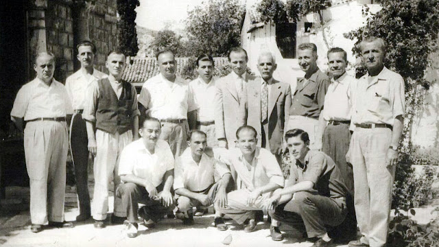 Οι Αρμένιδες στο Ανάπλι...