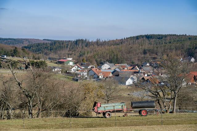 Eschbacher Klippen und Maibacher Schweiz | Wanderung rund um Michelbach im Taunus 21