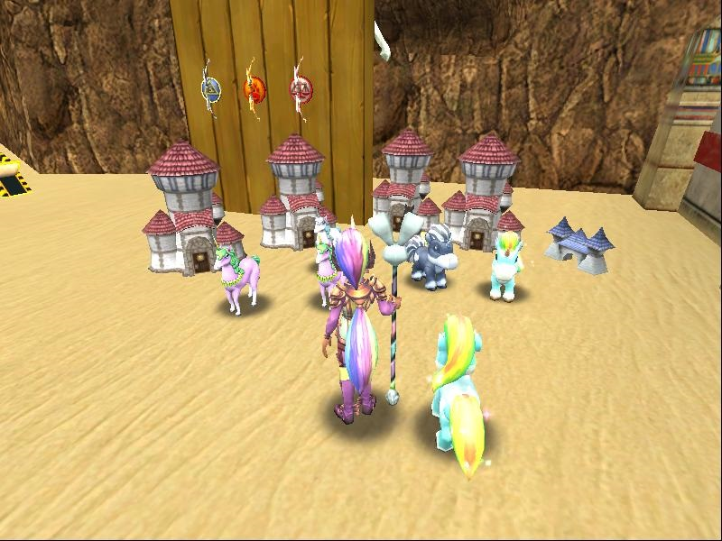 Paige's Page: Unicorn Hoard Pack- Wizard101