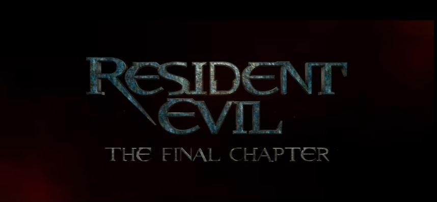 Canzone Trailer Resident Evil: The Final Chapter | Pubblicità e Spot TV film