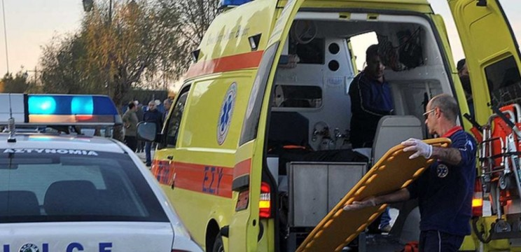 Τροχαίο με τραυματίες στη γέφυρα της Θέρμης προς Χαλκιδική