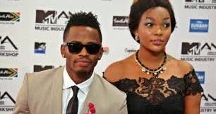 Actress Wema Sepetu Says Musician Diamond Platnumz Used To Beat Her Up But She 'Enjoyed Every Bit Of It