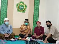 Ketua KAHMI Medan Tausiah di Majelis Ta'lim Rumah Qur'an Mas'ud Silalahi Dengan Kajian Islam dan Kesehatan