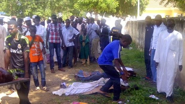 boko haram mass killings
