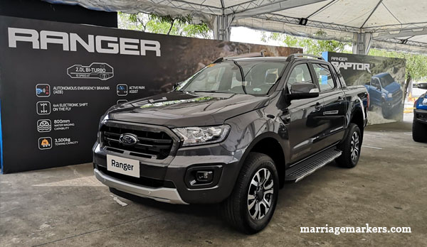 Ford EcoSport, Ford Ranger, Ford Ranger Raptor,Ford Everest , Bacolod blogger - Ford Island Conquest Bacolod - Ford Ranger Wildtrak