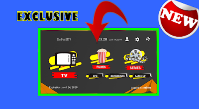 EXCLUSIVE NEW PRO IPTV APK, ENJOY IT NOW WITH 2 ACTIVATOR
