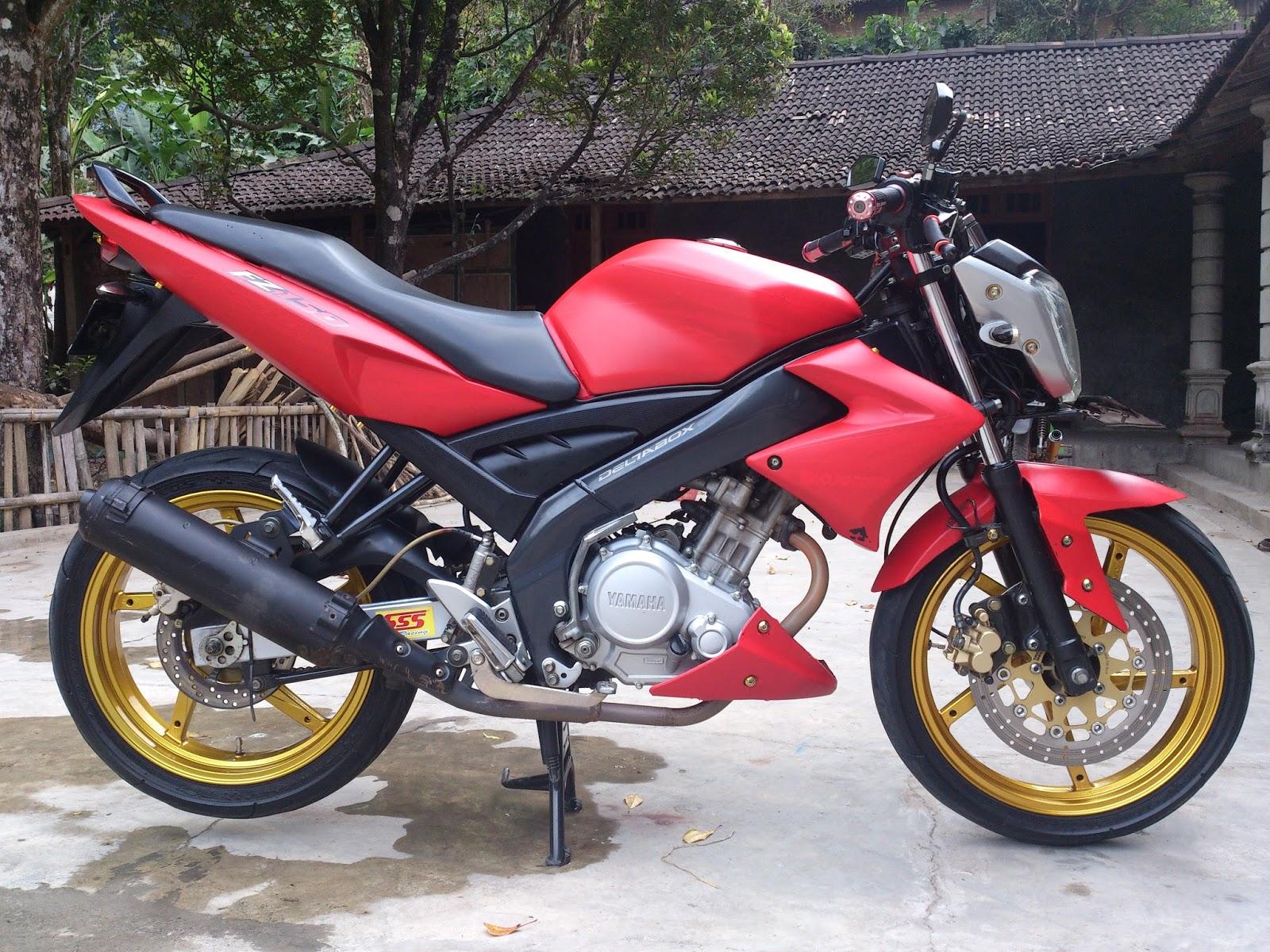 75 Gambar 81 Gambar Modifikasi Yamaha Vixion Old