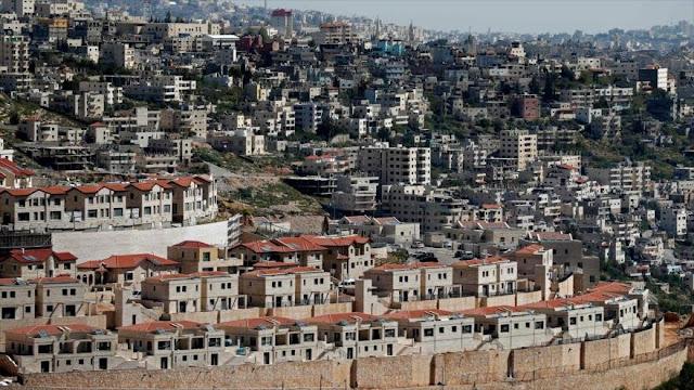 Israel busca 'legalizar' colonias en tierras privadas palestinas