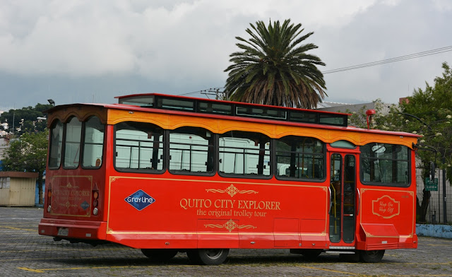 Quito city explorer