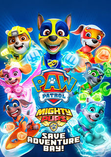 PAW Patrol Mighty Pups Save Adventure Bay Thumb