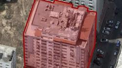 IAF đã cảnh báo trước cho dân thường trong tòa nhà và cho phép họ có đủ thời gian để sơ tán khỏi khu vực trước khi phá huỷ