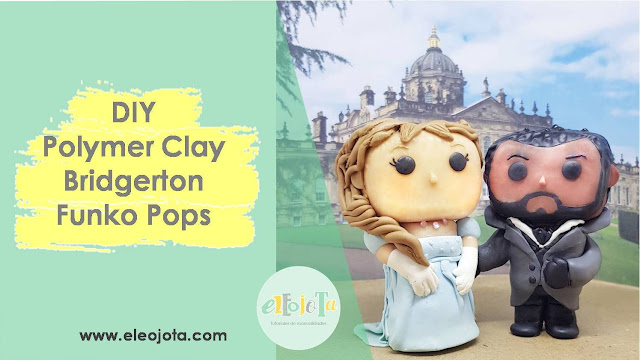 funko pop bridgerton polymer clay