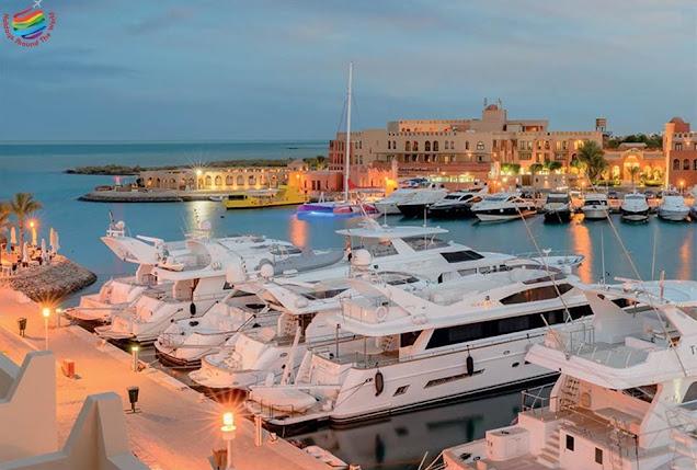 Marina Yachts - El Gouna - Hurghada