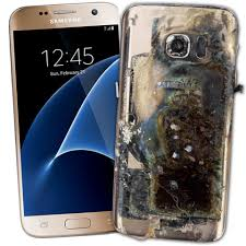 Do Samsung phones blow up