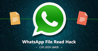 Whatsapp bug CVE-2019-18426,