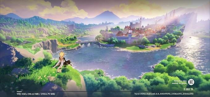 Genshin Impact: Game yang Bikin Blog Ini Nggak Update Sebulan. Ini Dia Alasannya.