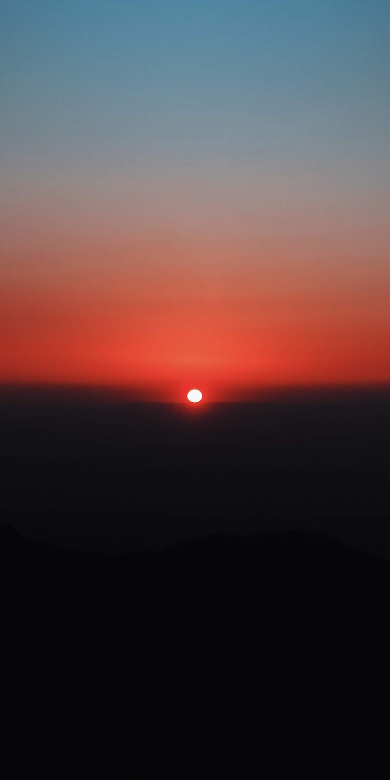 Sunset wallpaper