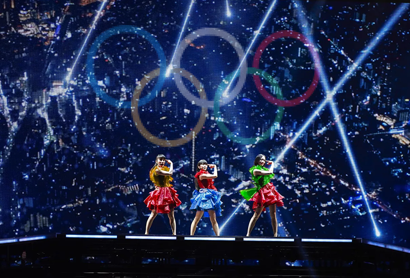 Well, there goes that unconfirmed opening ceremony Perfume performance. The Tokyo 2020 Olympics have been cancelled.    Random J Pop