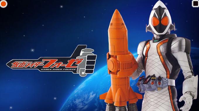 Kamen Rider Fourze Episode 1 - 48 Tamat Subtitle Indonesia