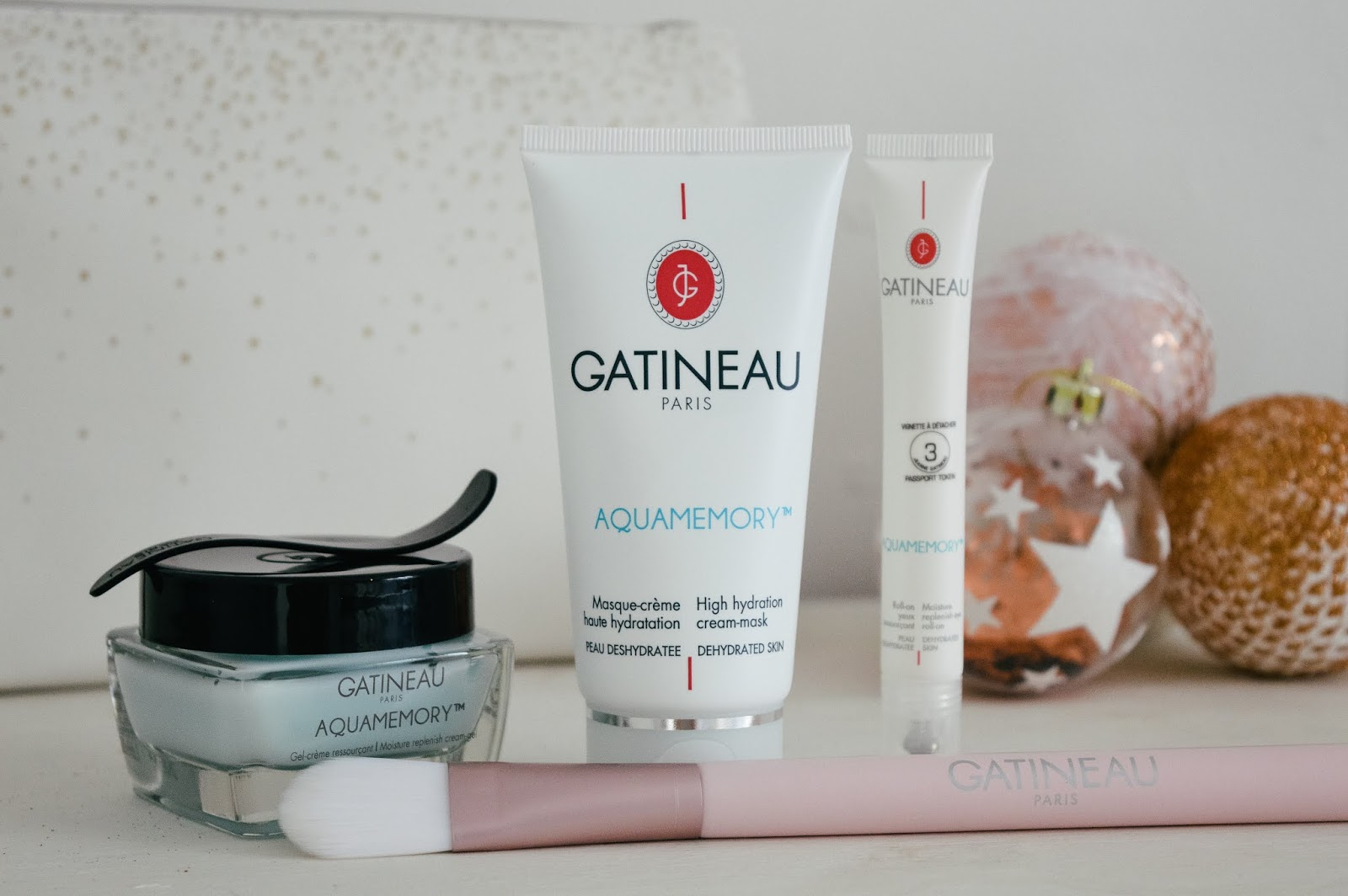 Gatineau Christmas Gift Sets, Gatineau Review, UK beauty bloggers, Hampshire bloggers, Dalry Rose blog