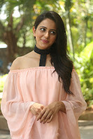 Rakul Preet Singh in lovely Pink Crop Top and Black Trousers at Jaya Janaki Nayaka success meet 050.JPG