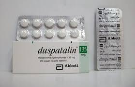 أقراص دوسباتلين Duspatalin لعلاج ألتهابات القولون