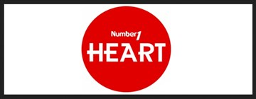 NUMBER 1 HEART