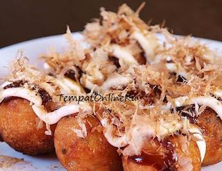 takoyaki gurita lezat spesial