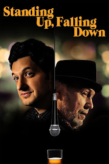 Standing Up, Falling Down 2019 English 720p WEBRip