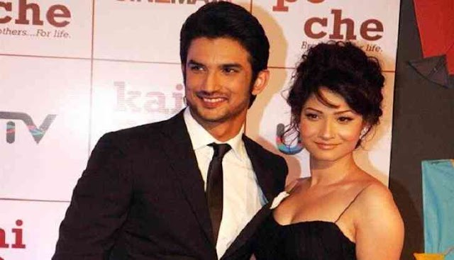Manikarnika actress Ankita ex-boyfriend Sushant Singh Rajput 'heart' comment on her look - shocking reply