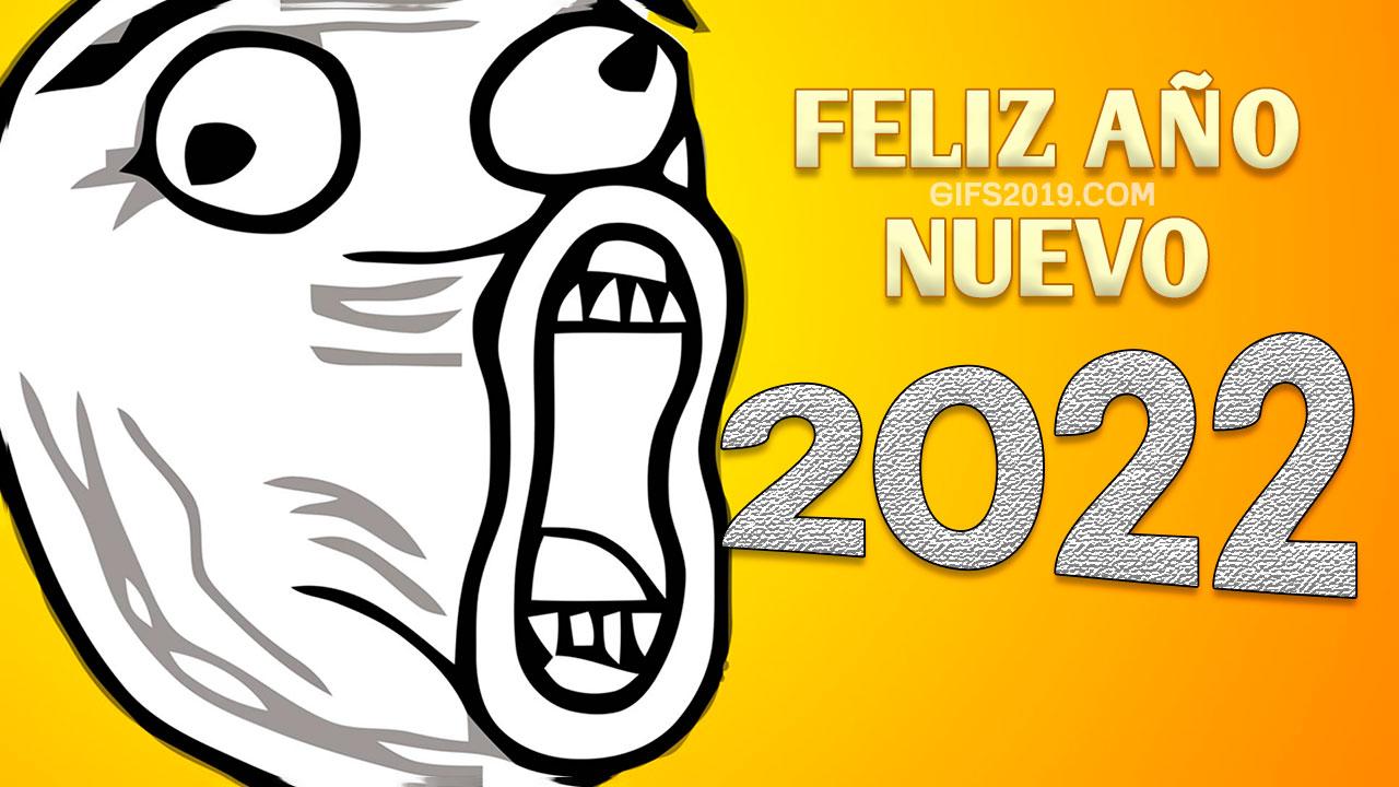 feliz año nuevo 2022 lool