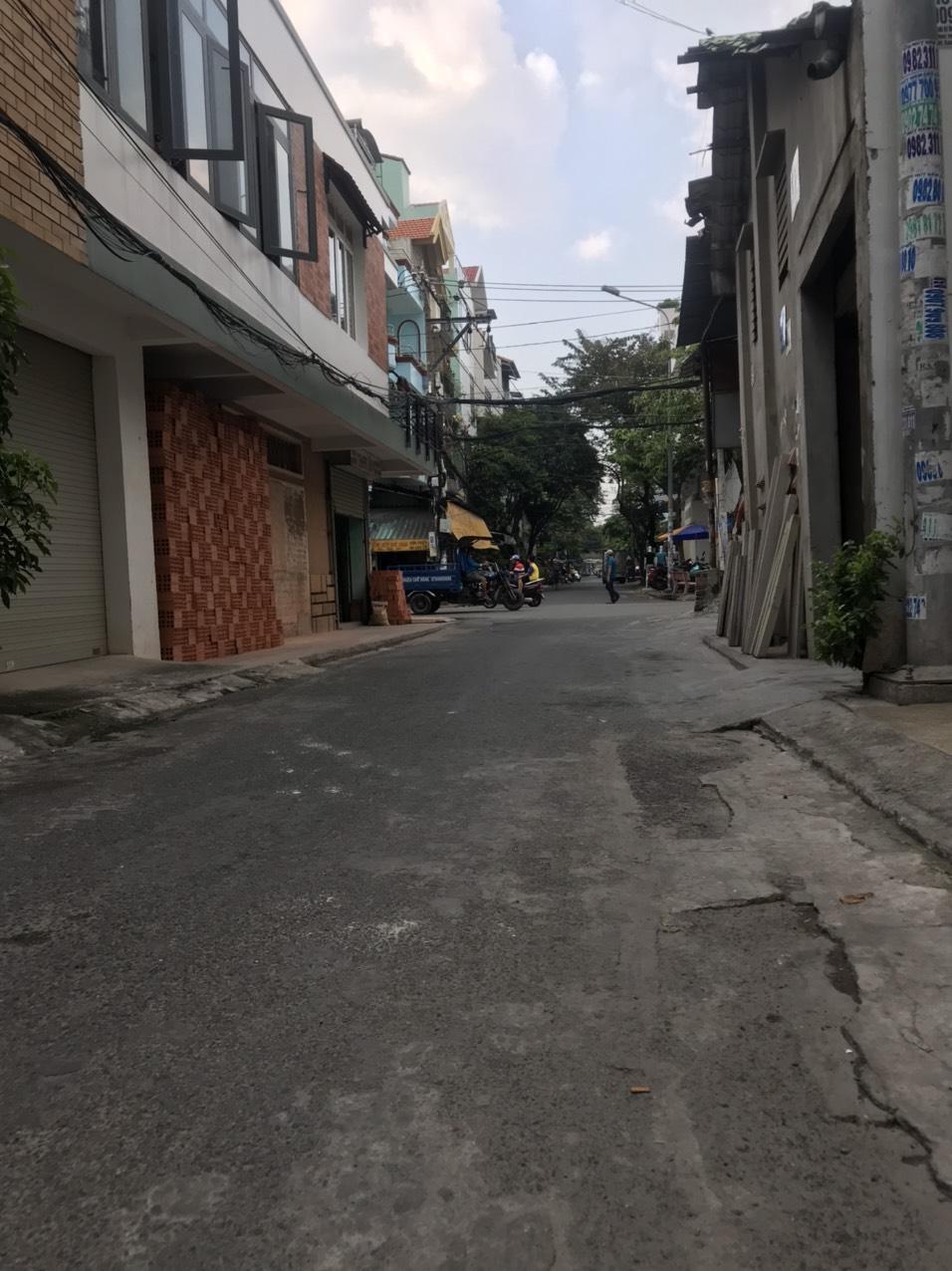 Bán nhà Mặt tiền đường Nguyễn Thái Học phường Tân Thành quận Tân Phú dưới 5 tỷ